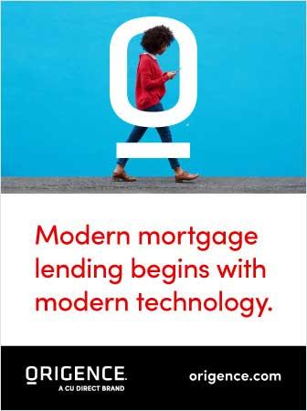 Origence | Modern mortgage lending.