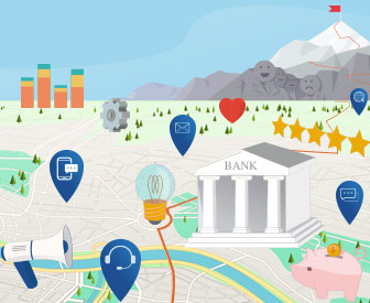 Image for Essential Customer Journey Roadmap to CX Success in Financial Services [Free eBook]