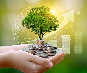 Article Image: Is Eco-Friendly 'Green Banking' a Sustainable Strategy?