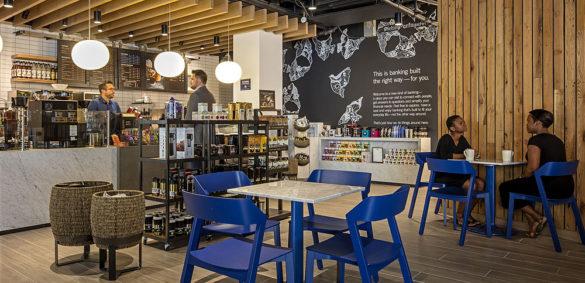 Capital One Cafe Peets Coffee