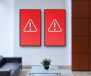 Article Image: 7 Mistakes Financial Institutions Make With Digital Signage