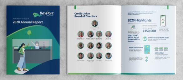 Bayport Credit Union annual report