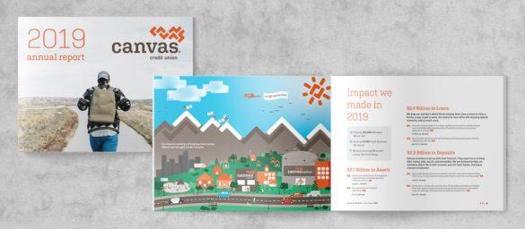 Canvas Credit Union annual report