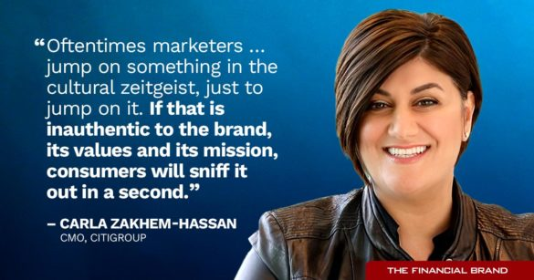 Carla Hassan quote marketers jump on cultural zeitgeist