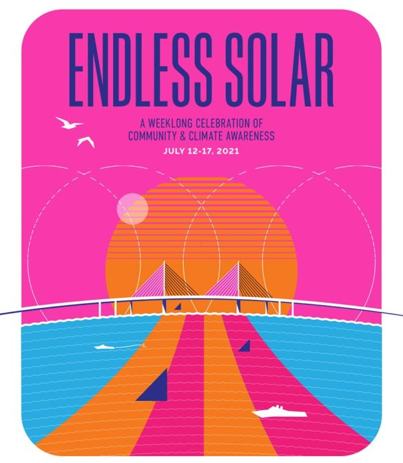 Grand opening endless solar event Climate First Bank