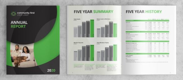 Community First Credit Union annual report