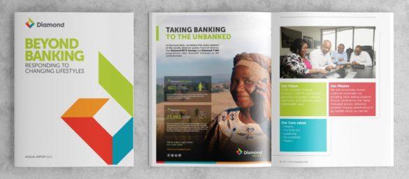 Diamond Bank annual report