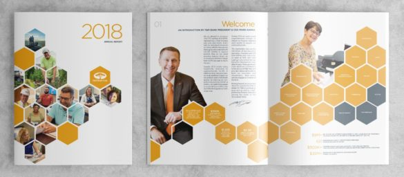 F&M Bank annual report