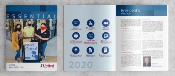 First United Credit Union annual report