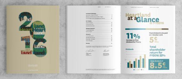 Hartland Bank annual report