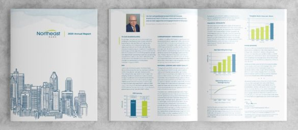 Northeast Bank annual report