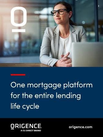 Origence | Mortgage Platforms