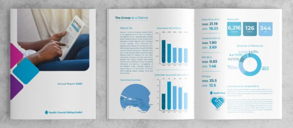 Republic Bank annual report