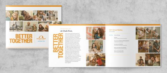 Utah First Credit Union annual report