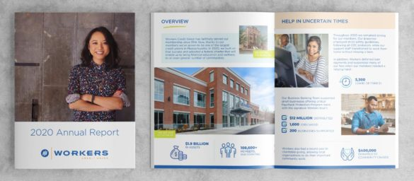 Workers Credit Union annual report