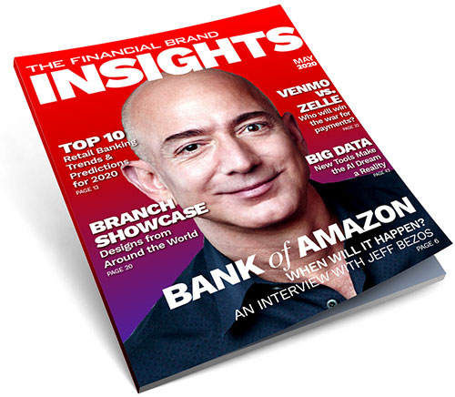 Sample Cover of The Financial Brand's INSIGHTS Magazine