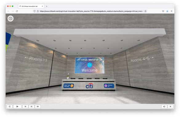 Citi Virtual Innovation Lab
