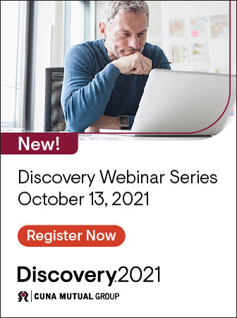 CUNA Mutual | Discovery Webinar Series