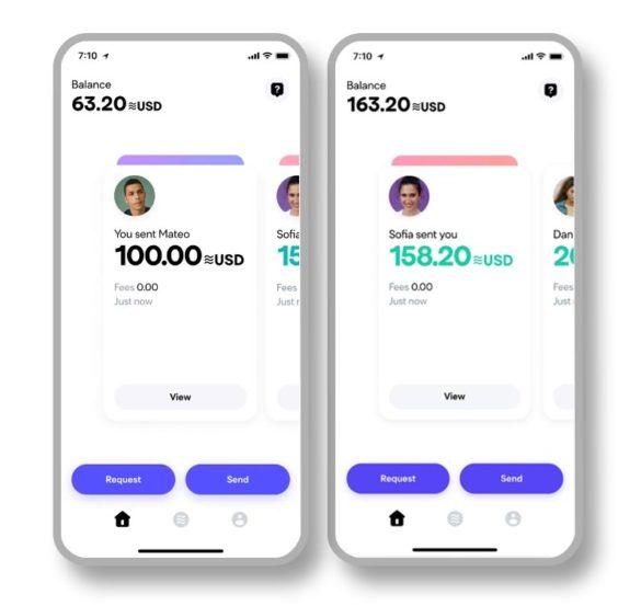 novi facebook digital wallet mobile app