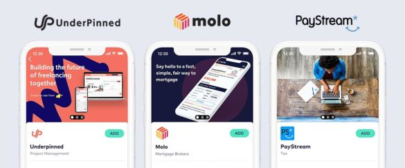 Starling Bank Molo Paystream Underpinned