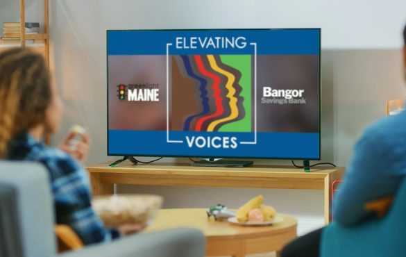 Bangor Savings Elevating Voices PBS marketing