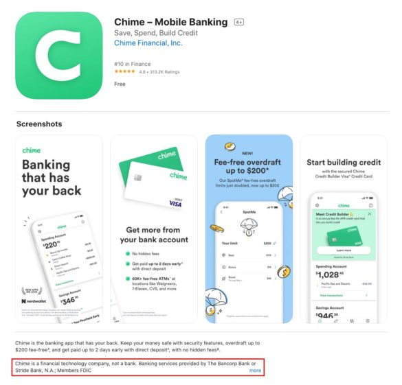 Chime mobile app download