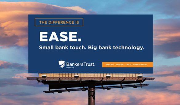 rethinking marketing bankers trust billboard