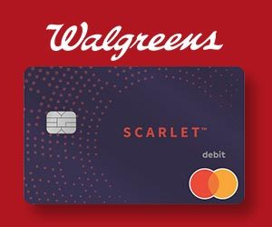 Article Image: Walgreens Wades into Consumer Banking Melee with 'Scarlet' Account
