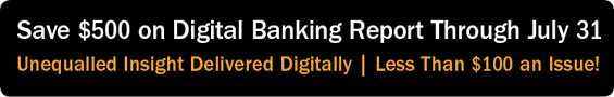 Digital Banking Report | Team Subscription