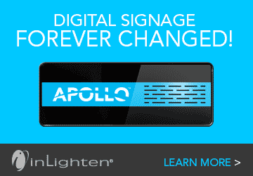 inLighten - Apollo Digital Signage