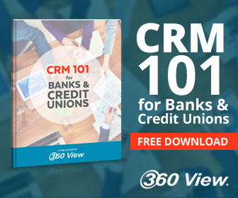 360 View | CRM for Banks & Credit Unions