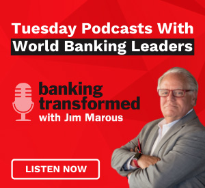 Image for Subscribe to Banking Transformed Podcast Today