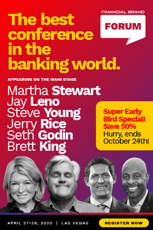 The Financial Brand Forum | Super Early Bird Special!