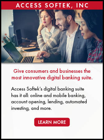 Access Softek | The first word in digital banking innovation.