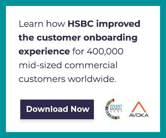 Avoka | HSBC: Digital Transformation of Global Business Onboarding (White Paper)
