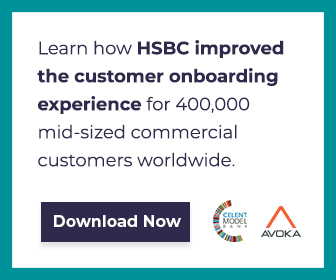 Avoka | HSBC: Digital Transformation of Global Business Onboarding (White Paper)