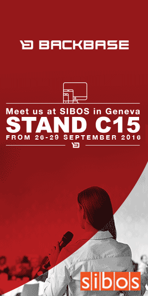 Meet Backbase at Sibos in Geneva