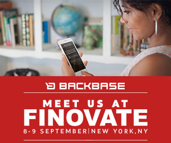 Meet Backbase at Finovate Fall 2016