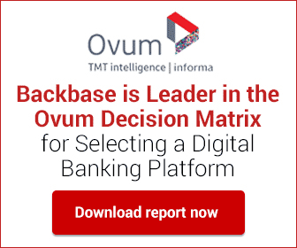 Backbase | Ovum Decision Matrix