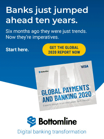Bottomline | Global Payments and Banking 2020