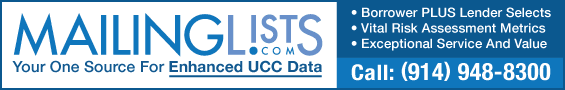 MailingLists.com | Verified UCC Data From D&B