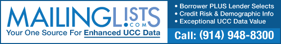 MailingLists.com | Enhanced UCC Data