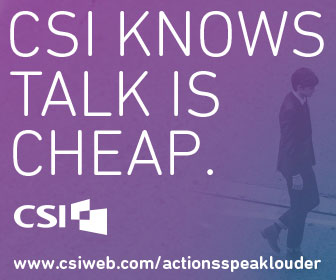 CSI | CSI Knows Talk is Cheap