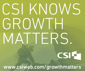 CSI | Let's Outgrow the Competition