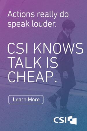 CSI | We Like to Show, Not Tell