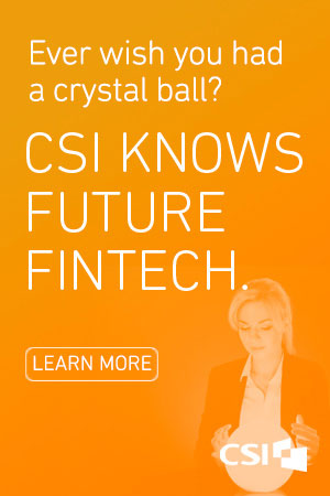 CSI | CSI Knows Future Fintech