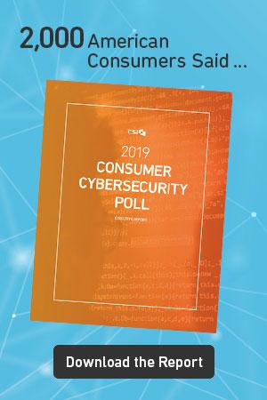 CSI | Consumer Cybersecurity Poll