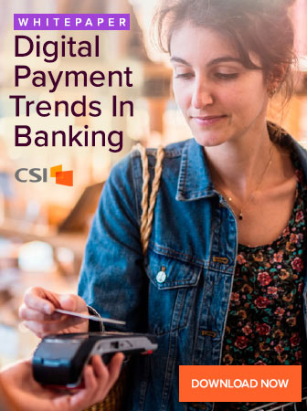 CSI | Digital Payment Trends in Banking