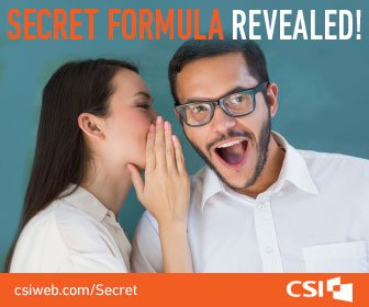 CSI | Secret Formula Revealed