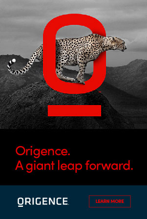 Origence. | A giant leap forward.